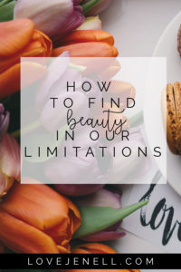 Beauty of Limitations