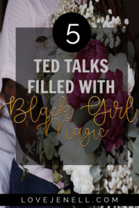 African American Woman TED Talks